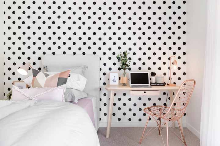 Poá, Rose Gold, formas geométricas, aramado e tons neutros: qual dessas tendências de decoração você levaria para sua casa?