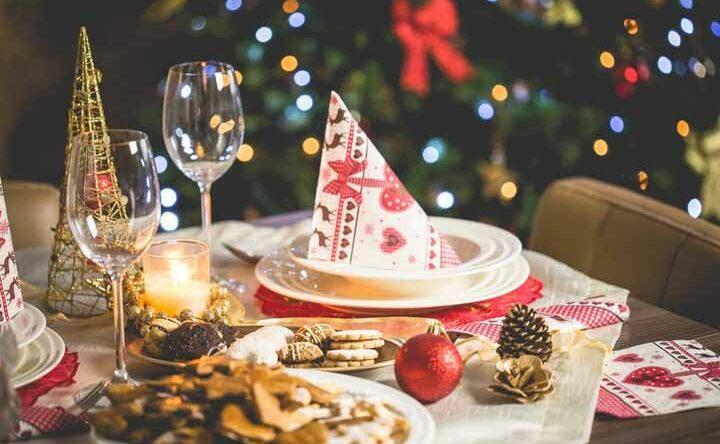 Ceia de Natal: inspirações para arrasar na decoração da mesa