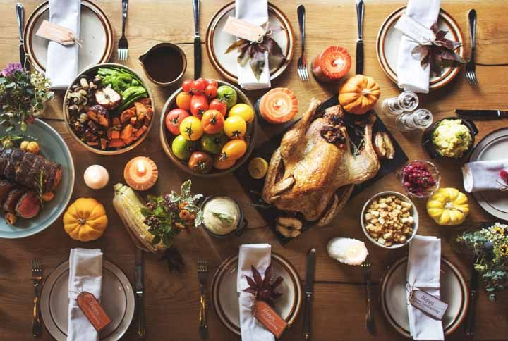 Ceia de Natal pensada toda na sazonalidade e nos alimentos locais
