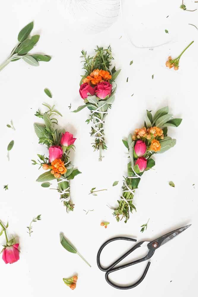 Macramê para arranjos de flores: Uma pitada a mais de ternura!