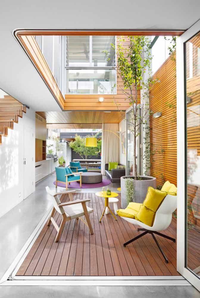 As portas sanfonadas de vidro são quase uma unanimidade quando o assunto é divisão de ambientes