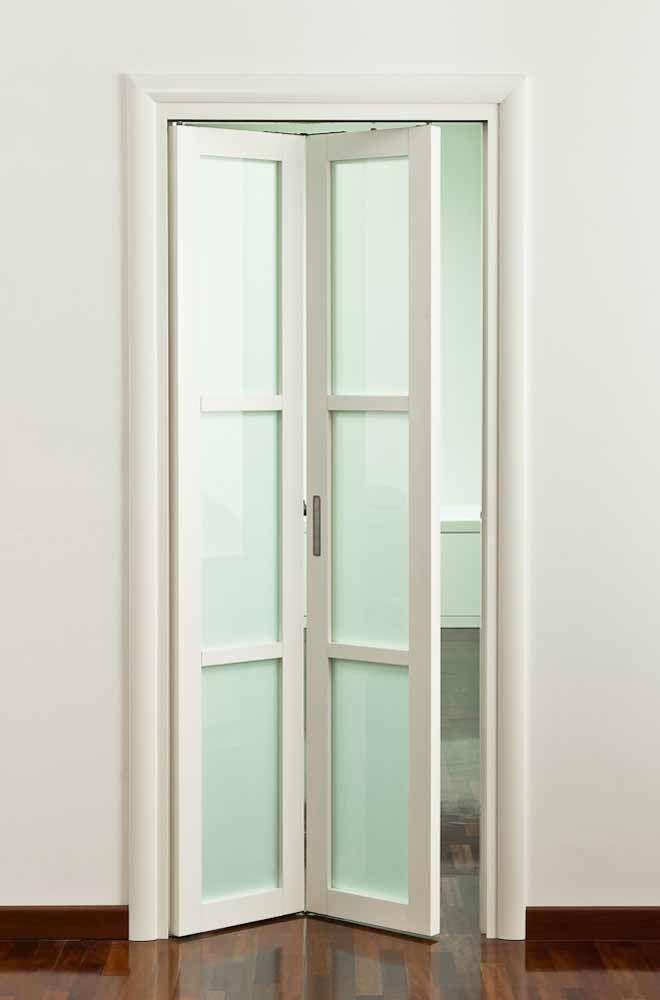 Um modelo pequeno como esse faz com que essa porta seja semelhante ao do tipo camarão