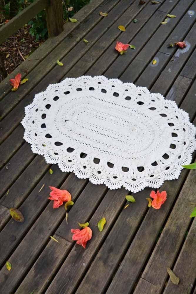 Se inspire nos detalhes e delicadeza dos trabalhos de crochê russo, até mesmo nas peças menores