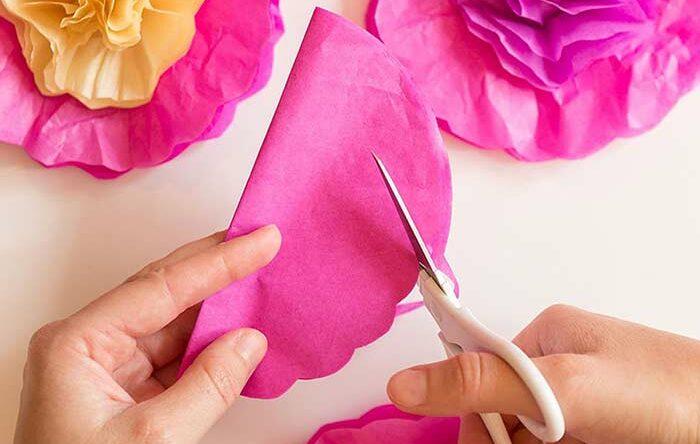 Como fazer flores de papel: veja dicas, materiais e outras inspirações