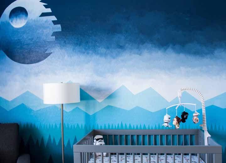 Quarto de bebê menino: descubra 65 ideias e fotos para você se inspirar