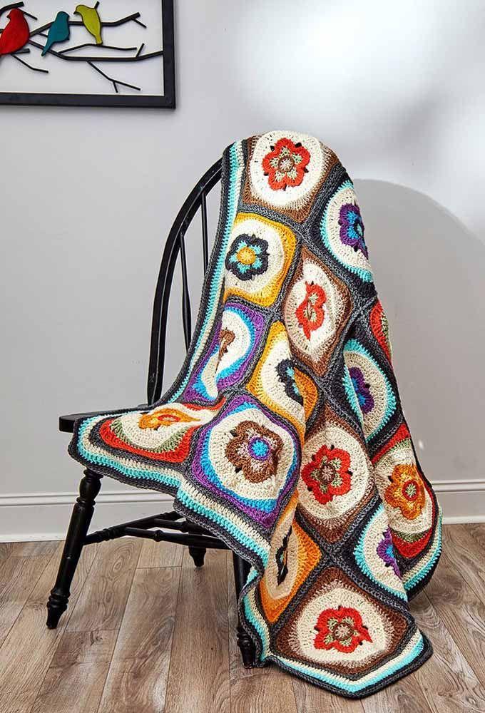 É tapete, mas você pode usar como manta se preferir