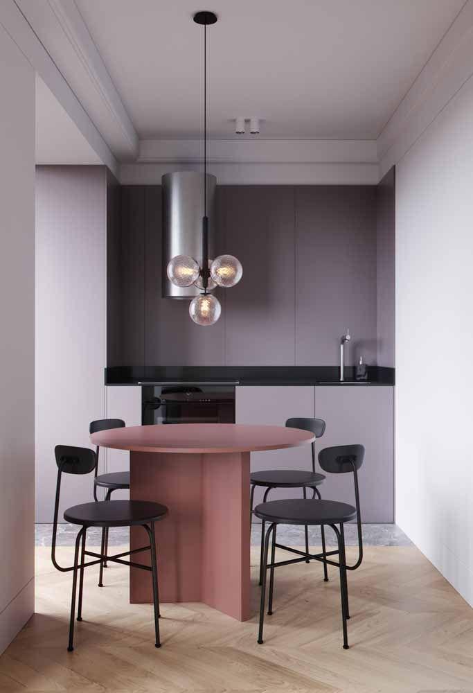 Se você quer um lugar mais elegante aposte no lilás