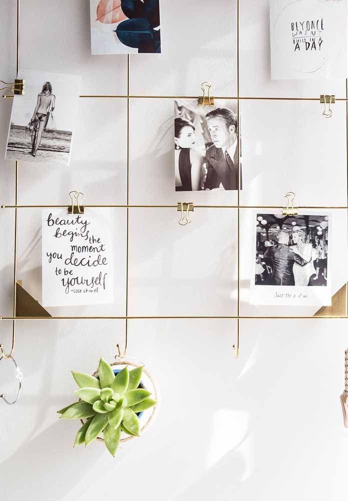Suculentas suspensas em vasinhos delicados! Um charme para completar a decoração do quarto ou do escritório