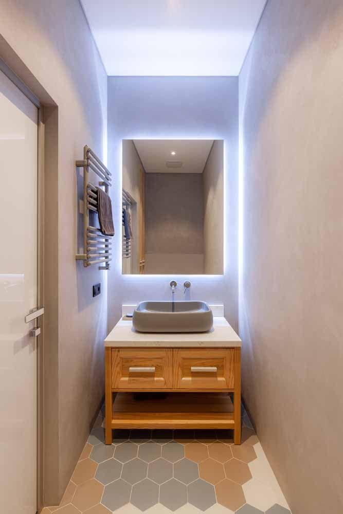 Dá para combinar uma proposta mais rústica – como a do armário – com a modernidade da Silestone