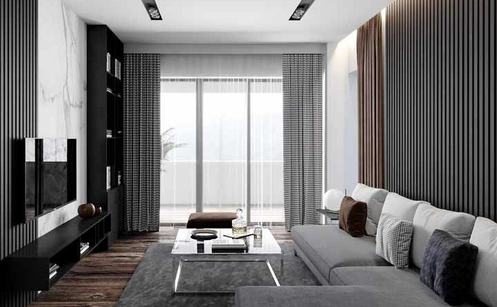 Sala grande: 60 ambientes decorados para você se inspirar
