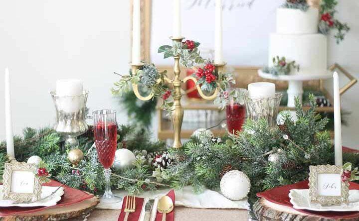 Arranjos de Natal: saiba como fazer e usar na decoração de Natal