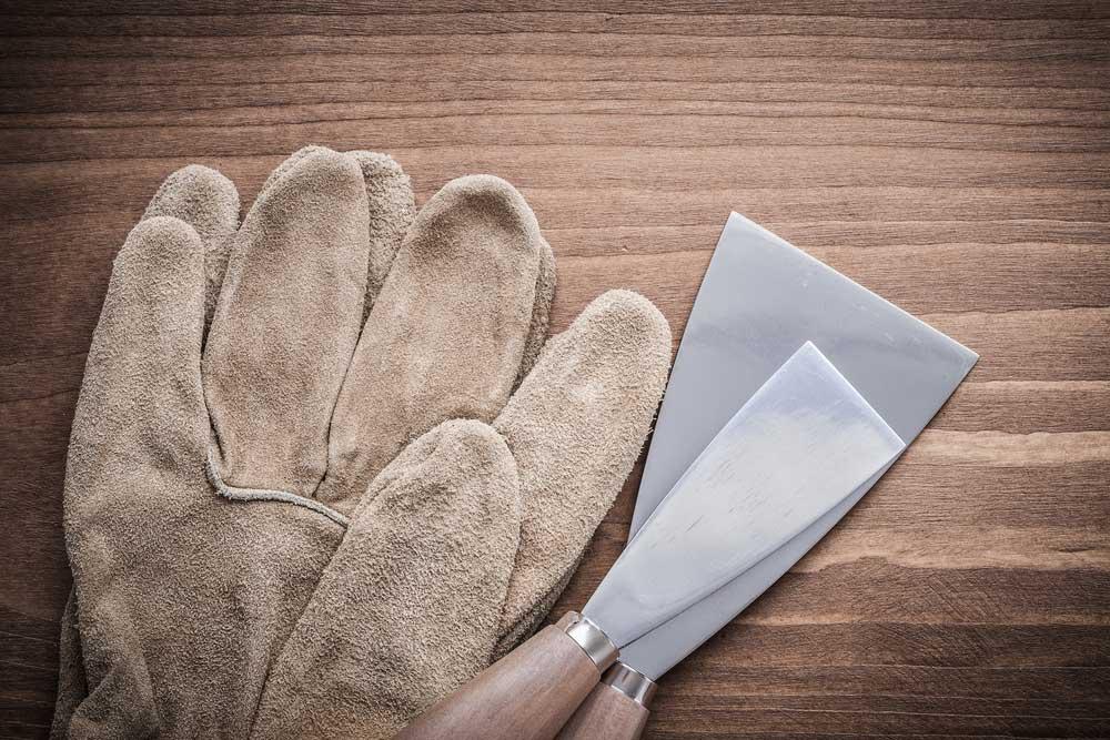 Materiais necessários para emassar parede