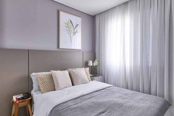 Toda cama precisa de uma cabeceira; elemento indispensável no Feng Shui do quarto