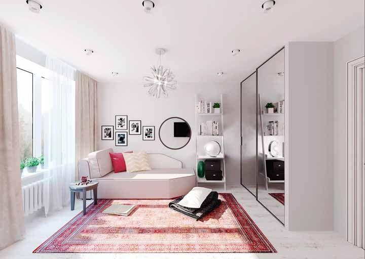 Tapete persa: saiba como inserir na decoração com 60 ideias