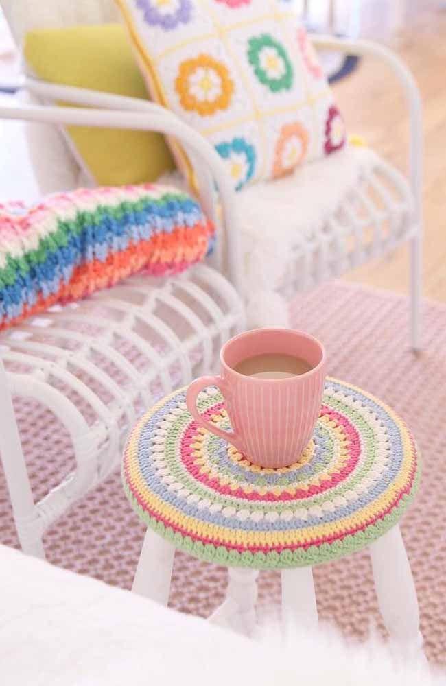 Para tomar café com estilo