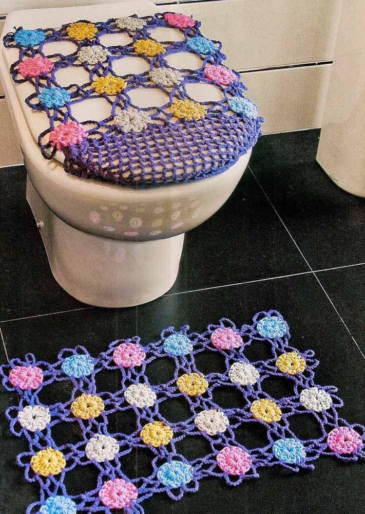 Decoração simples e charmosa para o seu banheiro
