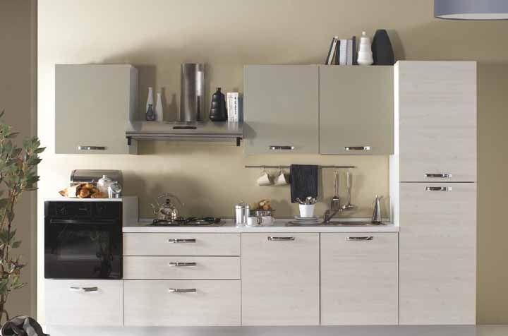 Pequena, mas bonita e funcional: como toda cozinha deve ser