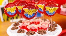 Festa mulher maravilha: tutoriais passo a passo e inspirações