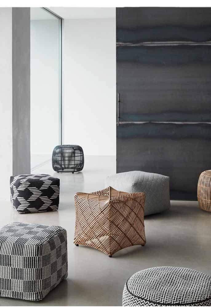 Um espaço que combina o rústico e o moderno em perfeito equilíbrio
