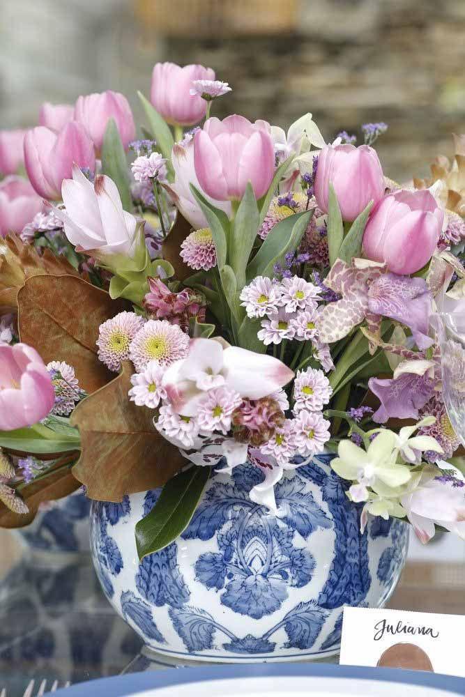 Madibas e tulipas: duas flores de origem holandesa