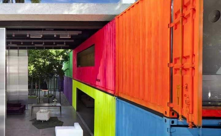 Casa container: 70 projetos, preços, fotos e dicas úteis