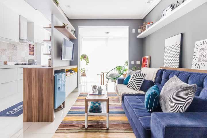 Uma opção para todos os ambientes da casa