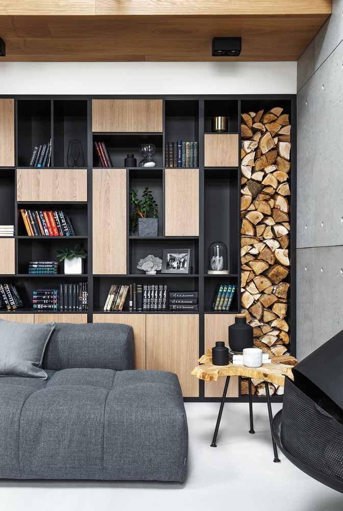 Cimento queimado branco: outra opção para sua sala