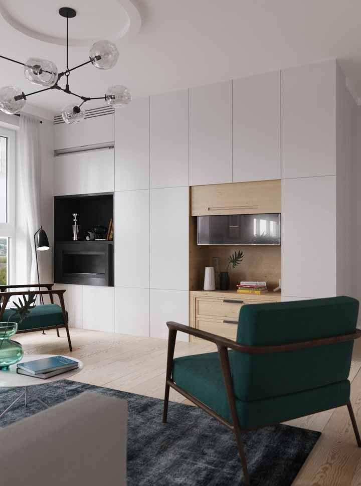 Qual a decoração da sua casa? Leve esse estilo para o projeto do móvel também