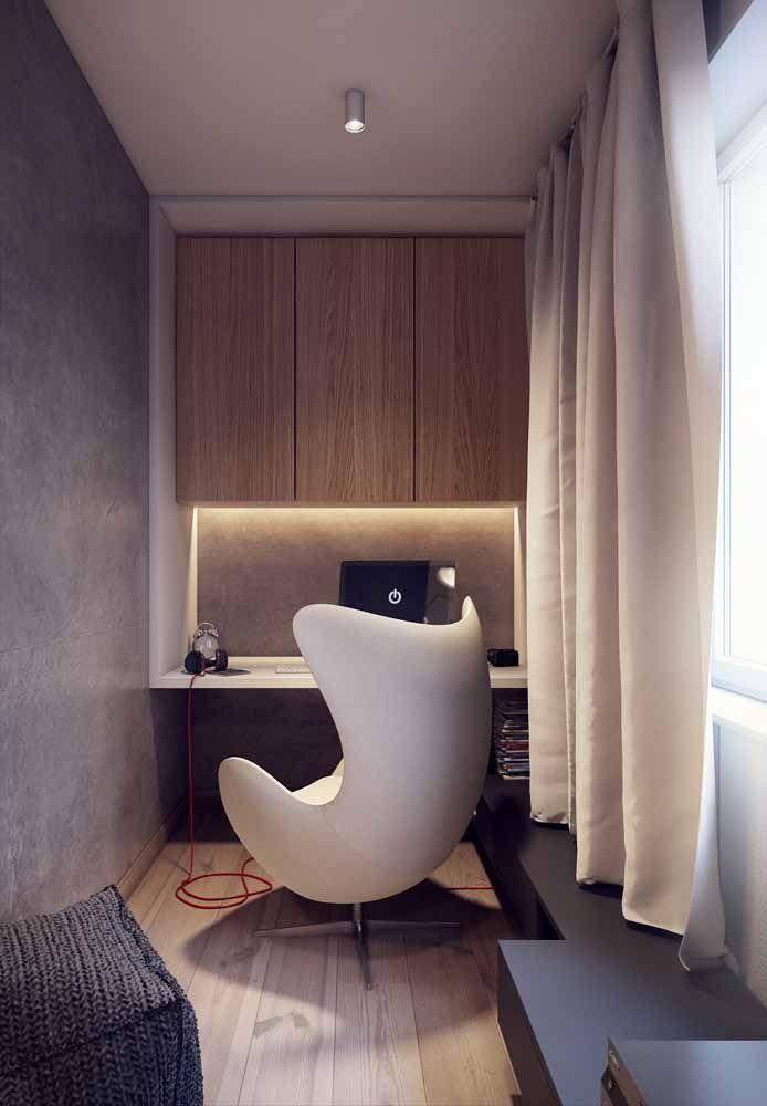 Os móveis sob medida representam mais conforto e aconchego para a casa
