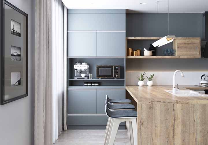Do que você precisa na cozinha? Pense nisso na hora de projetar o seu móvel sob medida