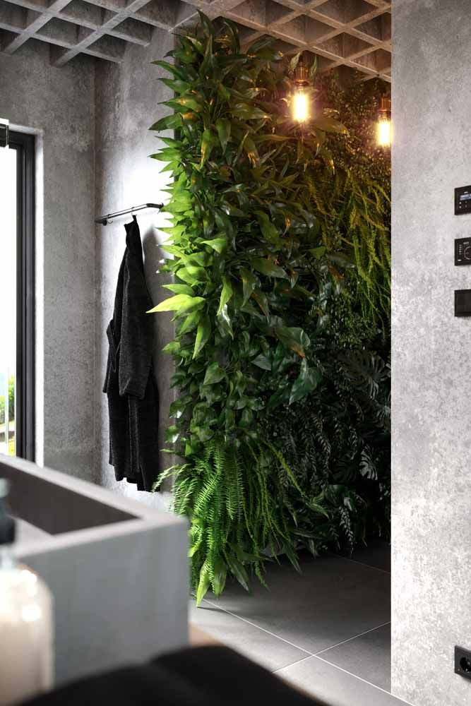 Jardim vertical: a aposta do paisagismo atual dentro das cidades