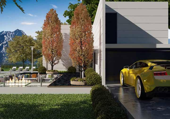 Nem demais, nem de menos: no paisagismo é preciso respeitar o estilo da casa e as preferências dos moradores antes de realizar o projeto