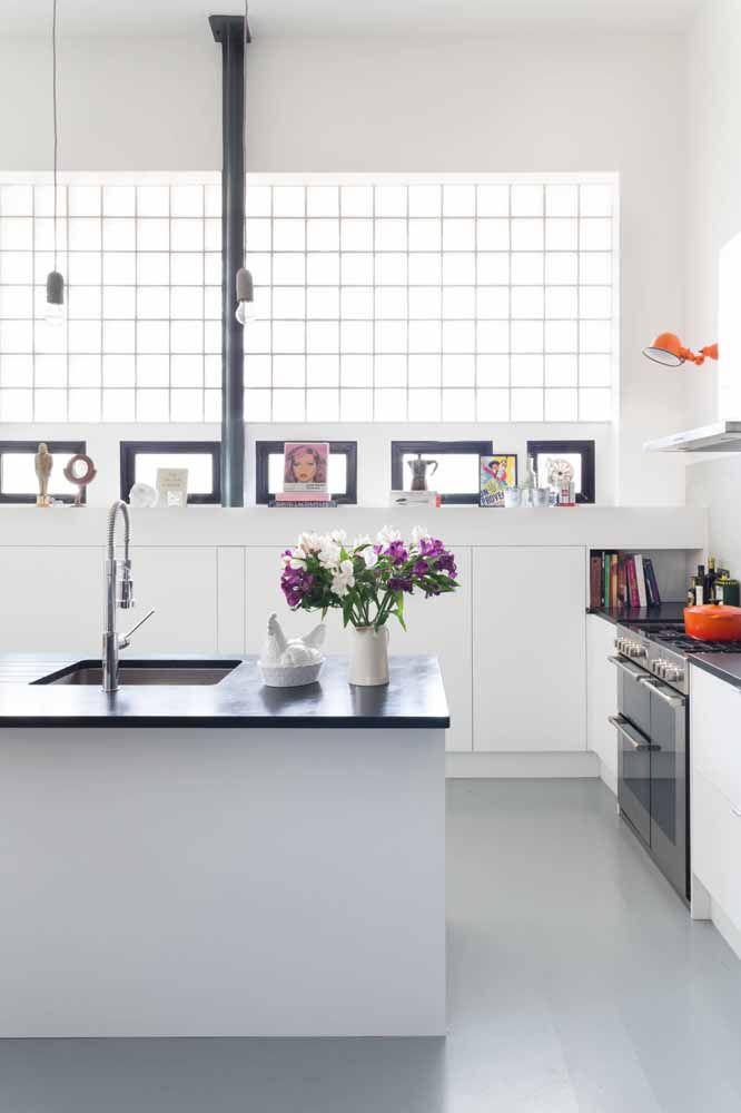 Escolha a cor do piso de acordo com a proposta de decoração