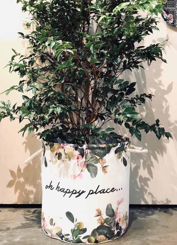 Deixe o lugar mais feliz com um belo cachepot