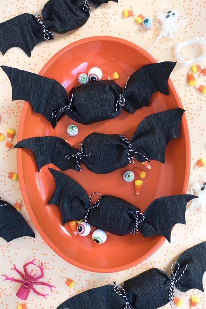 Balinhas de morcego
