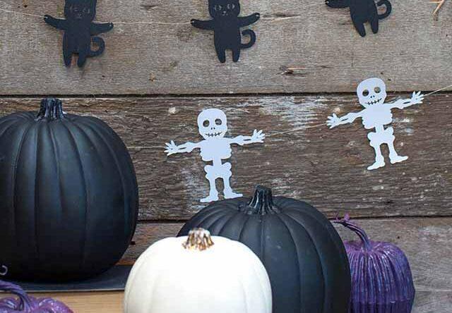 Decoração de halloween: 60 ideias criativas e tutoriais para você fazer