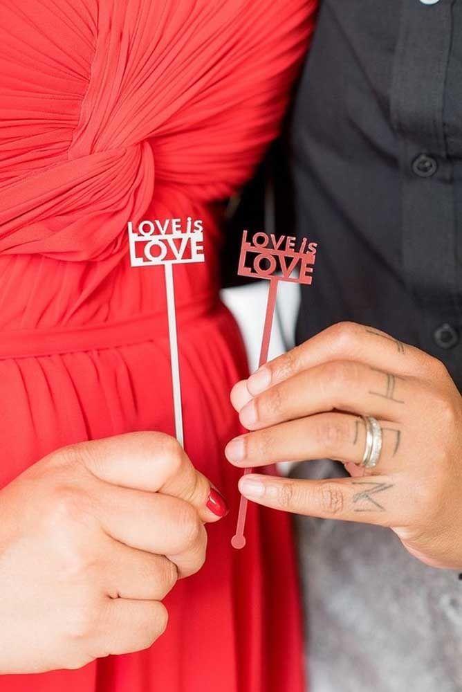 Amor é amor, em qualquer circunstância!