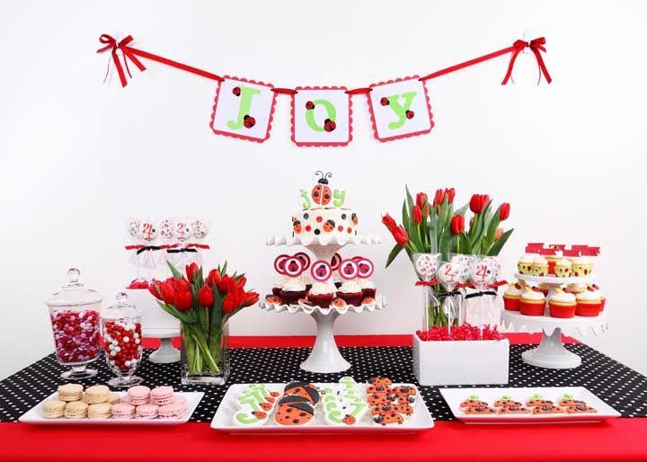 Festa Ladybug: 60 ideias de decoração para usar com o tema