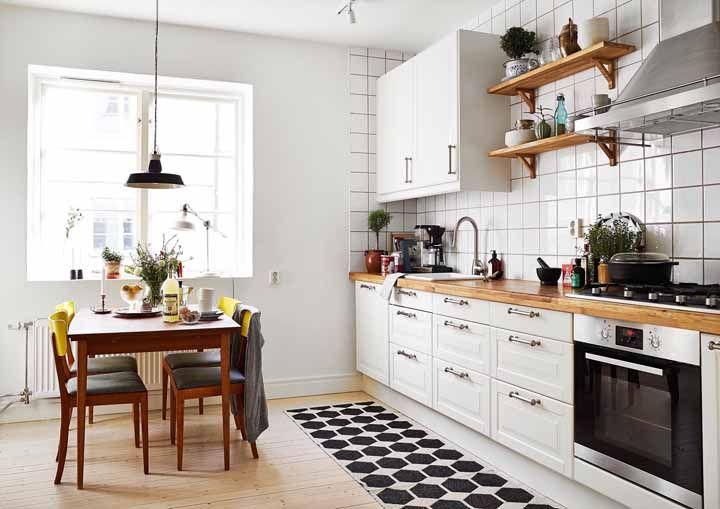 Tapete de crochê para cozinha: descubra 60 ideias e passo a passo fácil