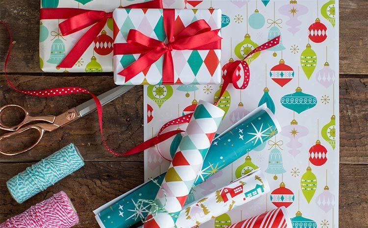 Como fazer laço de Natal materiais necessários