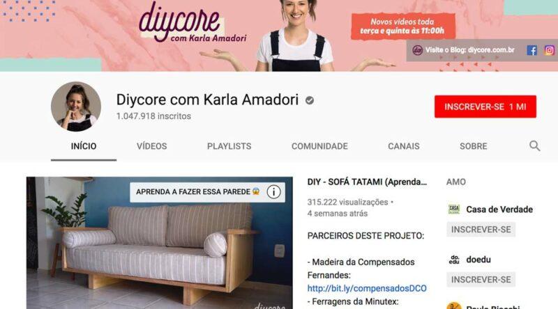 10 canais de decoração no Youtube para você começar a seguir