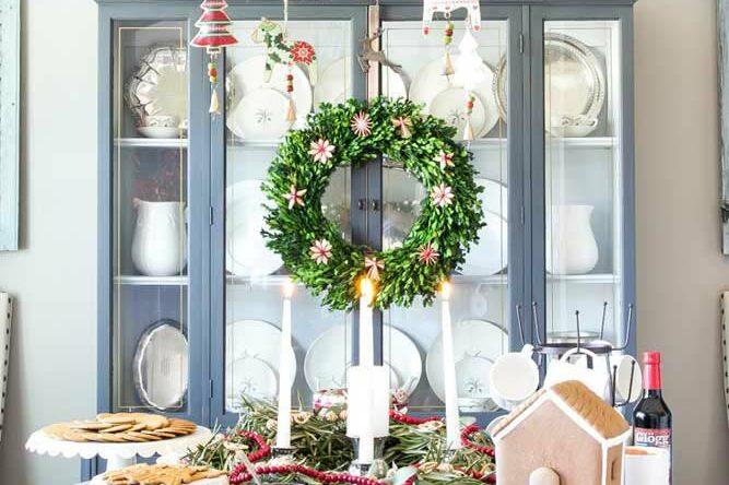 Enfeites de Natal para mesa: veja tutoriais e saiba como fazer passo a passo