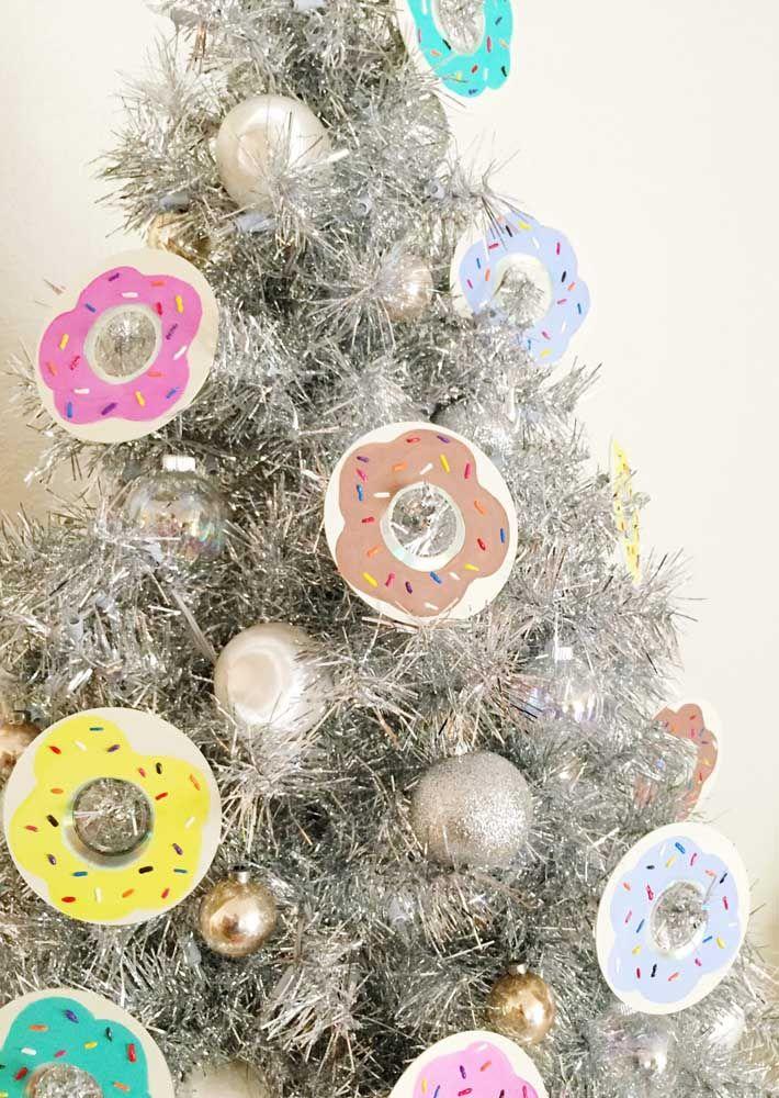 Donuts ou CDs?