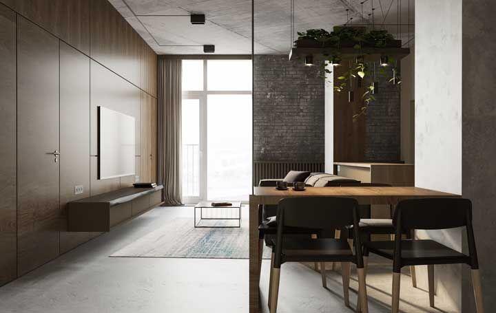 Tons de madeira: principais nomes e como combinar na decoração de ambientes