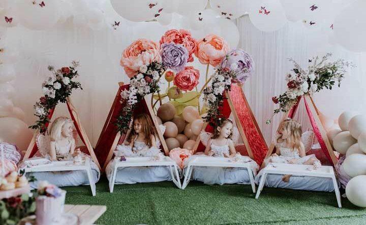 Jardim encantado: saiba como organizar e decorar uma festa com o tema