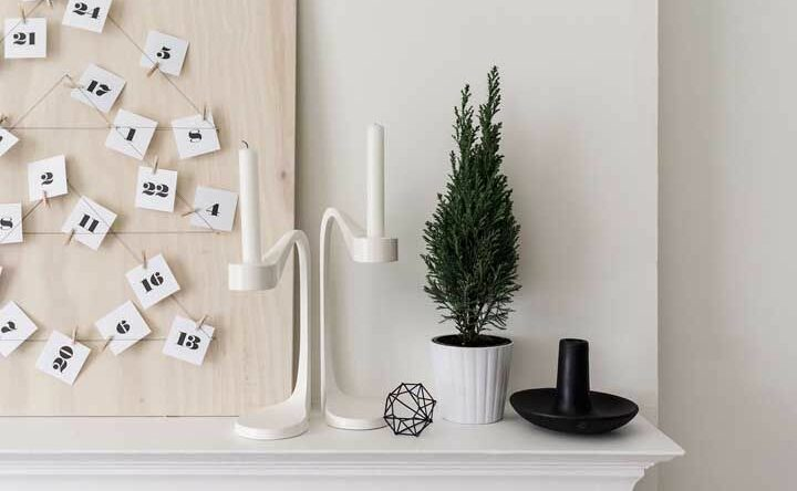 Pinheiro de Natal: 60 ideias, modelos e como usar na decoração
