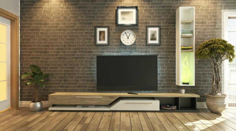 Altura de TV: veja como definir na parede da sala e outras dicas úteis