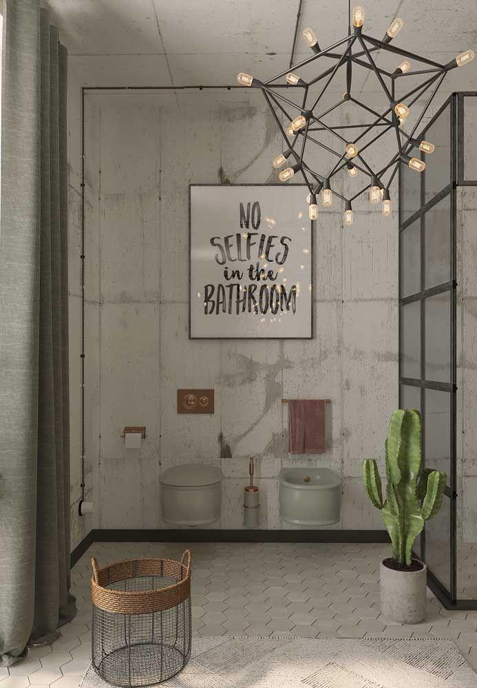 Uma decoração criativa inclui também uma boa dose de bom humor