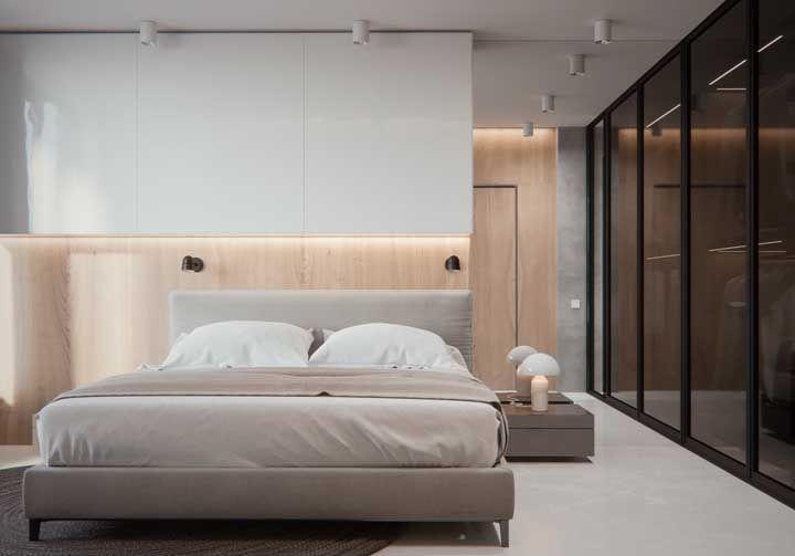 Madeira clara e branco: uma dupla em evidência nos projetos de decoração