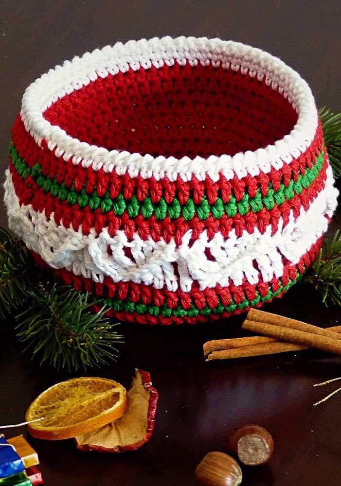 Ou para o Natal! Crie cestos temáticos ao longo do ano
